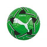 PUMA フットサル (プーマ) Puma Esito サッカーボール (5号) (グリーン/ブラック/ホワイト)