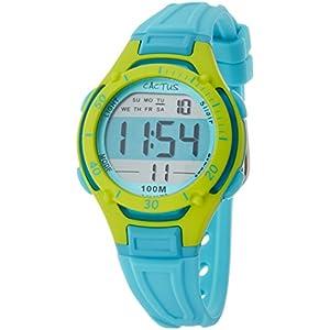[カクタス]CACTUS キッズ腕時計 デジタル 10気圧防水 CAC-82-M04 ボーイズ 【正規輸入品】