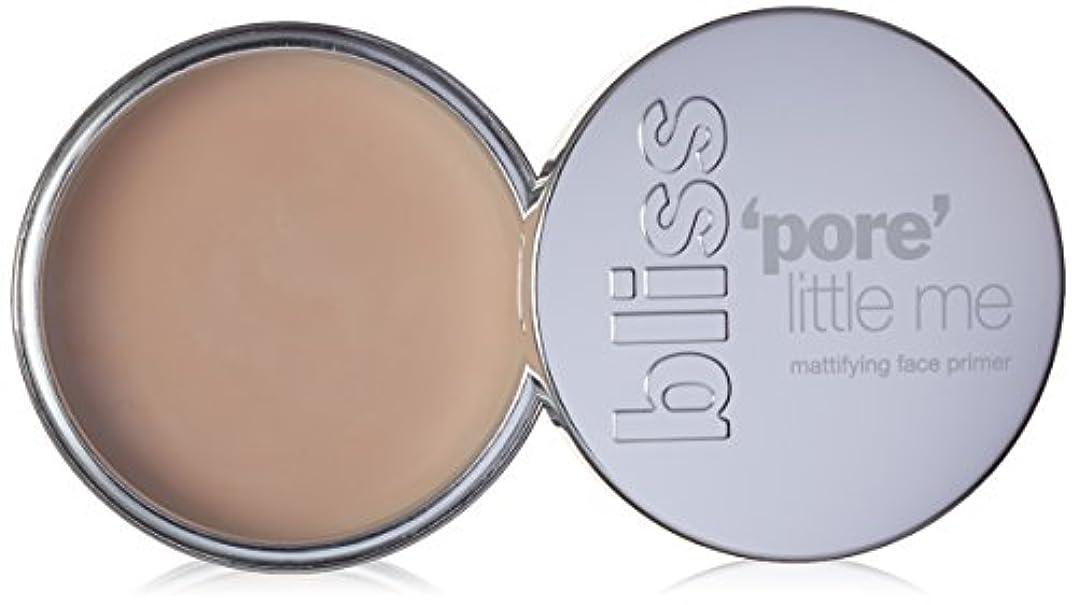 テント技術的な会うブリス 'Pore' Little Me Mattifying Face Primer 14g/0.5oz並行輸入品