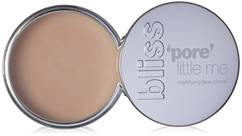 かどうか破裂いつかブリス 'Pore' Little Me Mattifying Face Primer 14g/0.5oz並行輸入品