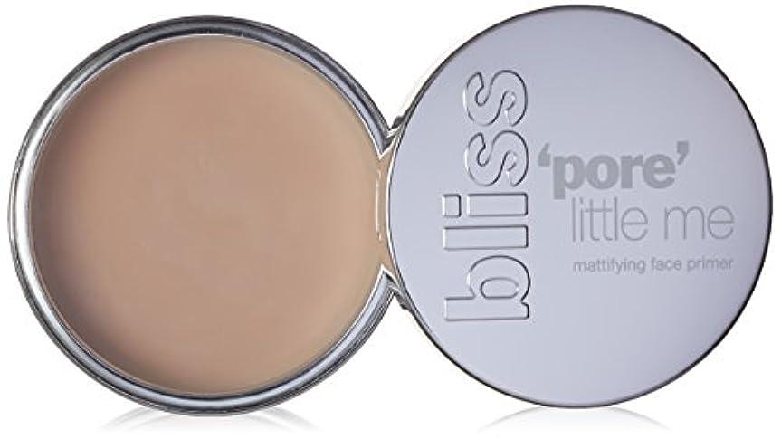 ブリード適度に徴収ブリス 'Pore' Little Me Mattifying Face Primer 14g/0.5oz並行輸入品