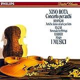 レスピーギ : リュートのための古風な舞曲とアリア イ・ムジチ合奏団