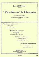 ジャンジャン : クラリネット奏者の座右の銘 (クラリネット教則本) ルデュック出版