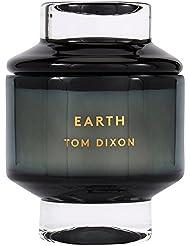 トムディクソン地球大の香りのキャンドル x6 - Tom Dixon Earth Scented Candle Large (Pack of 6) [並行輸入品]
