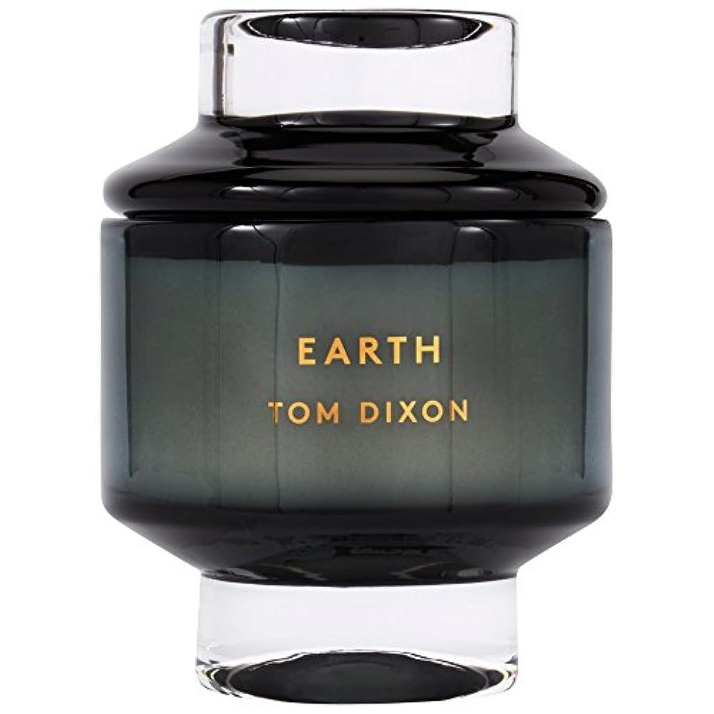 稼ぐアパルラショナルTom Dixon Earth Scented Candle Large (Pack of 2) - トムディクソン地球大の香りのキャンドル x2 [並行輸入品]