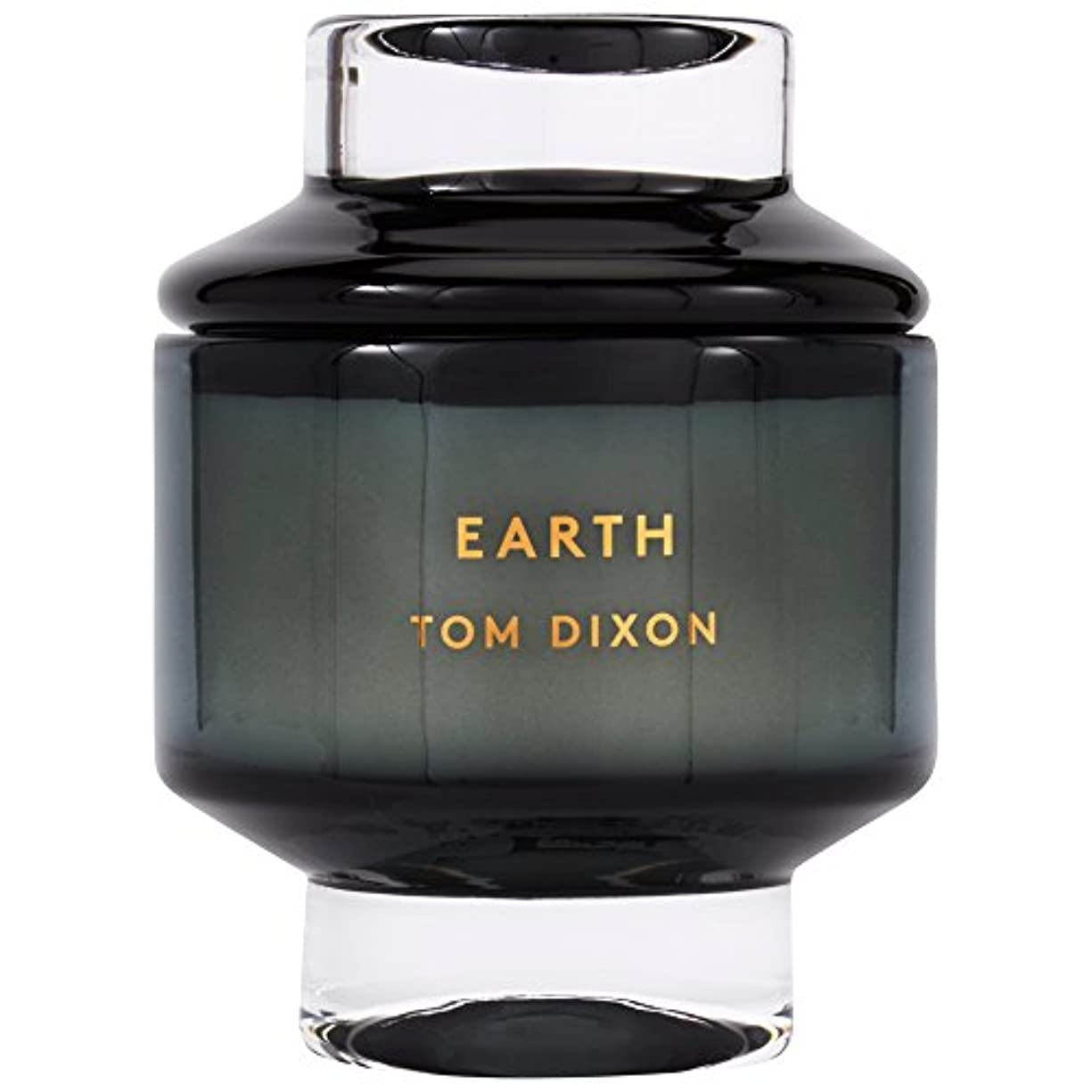 第三船乗り衝突コースTom Dixon Earth Scented Candle Large (Pack of 2) - トムディクソン地球大の香りのキャンドル x2 [並行輸入品]