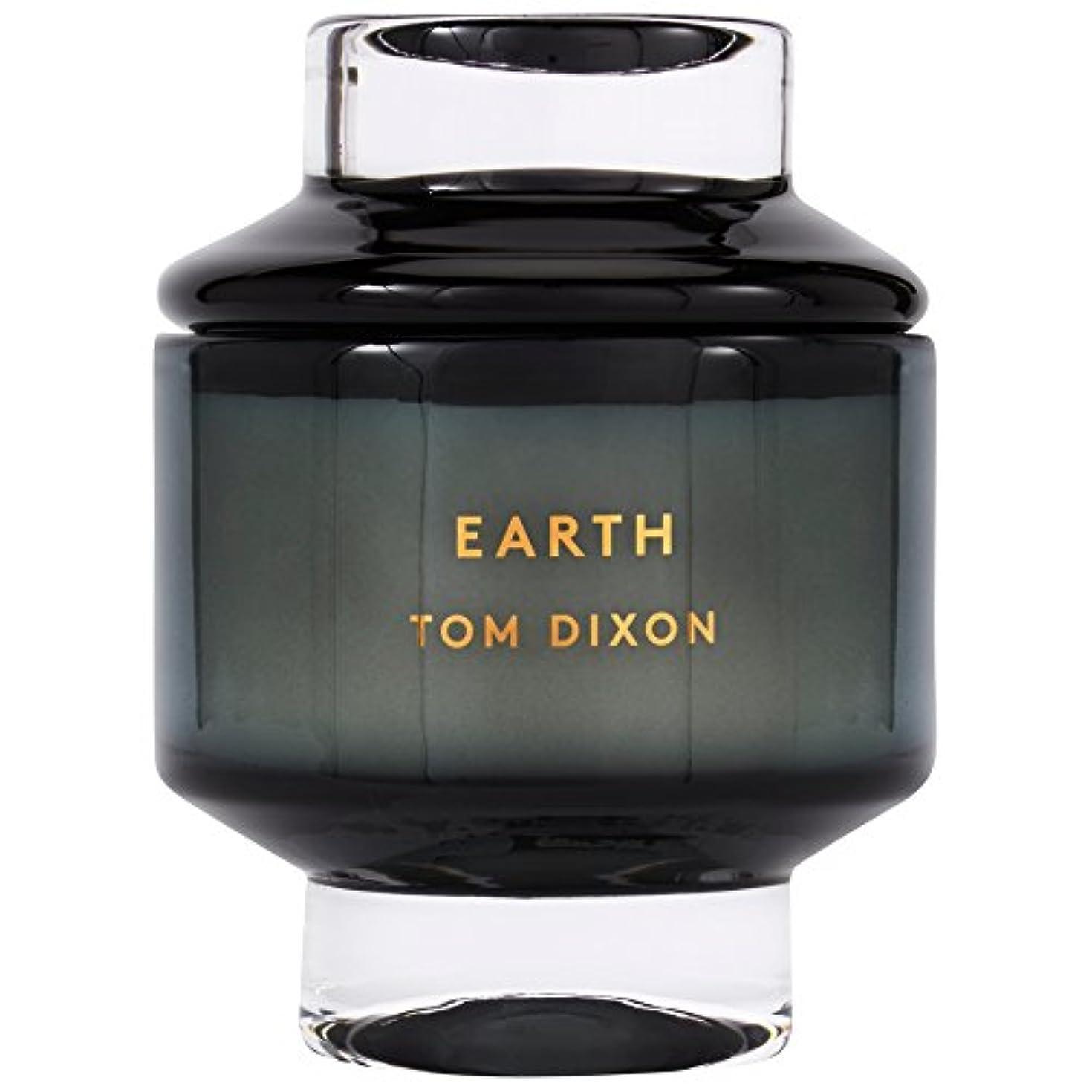 汚染する農民勝つTom Dixon Earth Scented Candle Large - トムディクソン地球大の香りのキャンドル [並行輸入品]