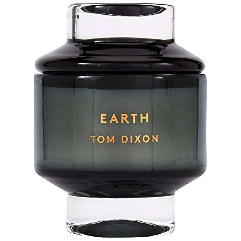 Tom Dixon Earth Scented Candle Large (Pack of 2) - トムディクソン地球大の香りのキャンドル x2 [並行輸入品]