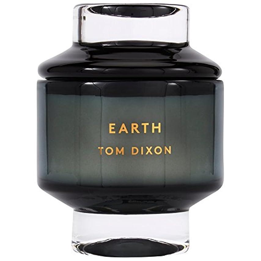 光沢ペンフレンド規則性Tom Dixon Earth Scented Candle Large (Pack of 2) - トムディクソン地球大の香りのキャンドル x2 [並行輸入品]