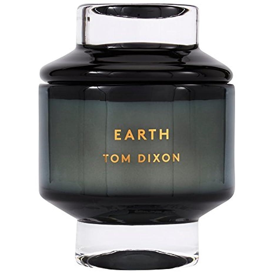 マトンマウントバンクたらいTom Dixon Earth Scented Candle Large - トムディクソン地球大の香りのキャンドル [並行輸入品]