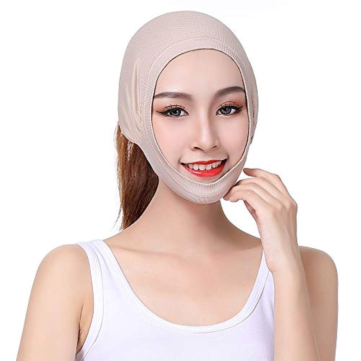 ねばねばアスレチックうそつきスリミングチークマスク、リンクルVフェイスチンチークリフトアップスリミングスリムマスク極薄ベルトストラップバンドスムーズな通気性圧縮チンストラップネックサポートウェルネスマスクアンチストレスマスク