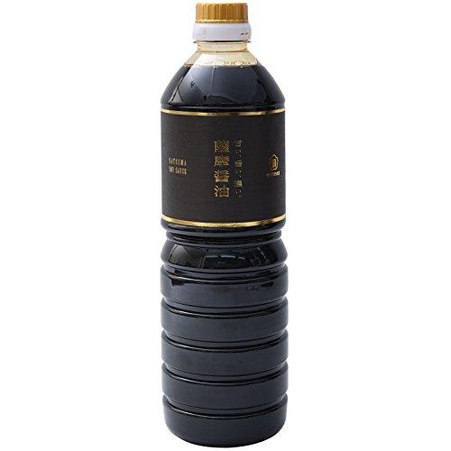 吉村醸造サクラカネヨ 薩摩醤油 1000ml