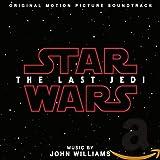 STAR WARS: THE LAST JEDI (SOUNDTRACK) [CD]