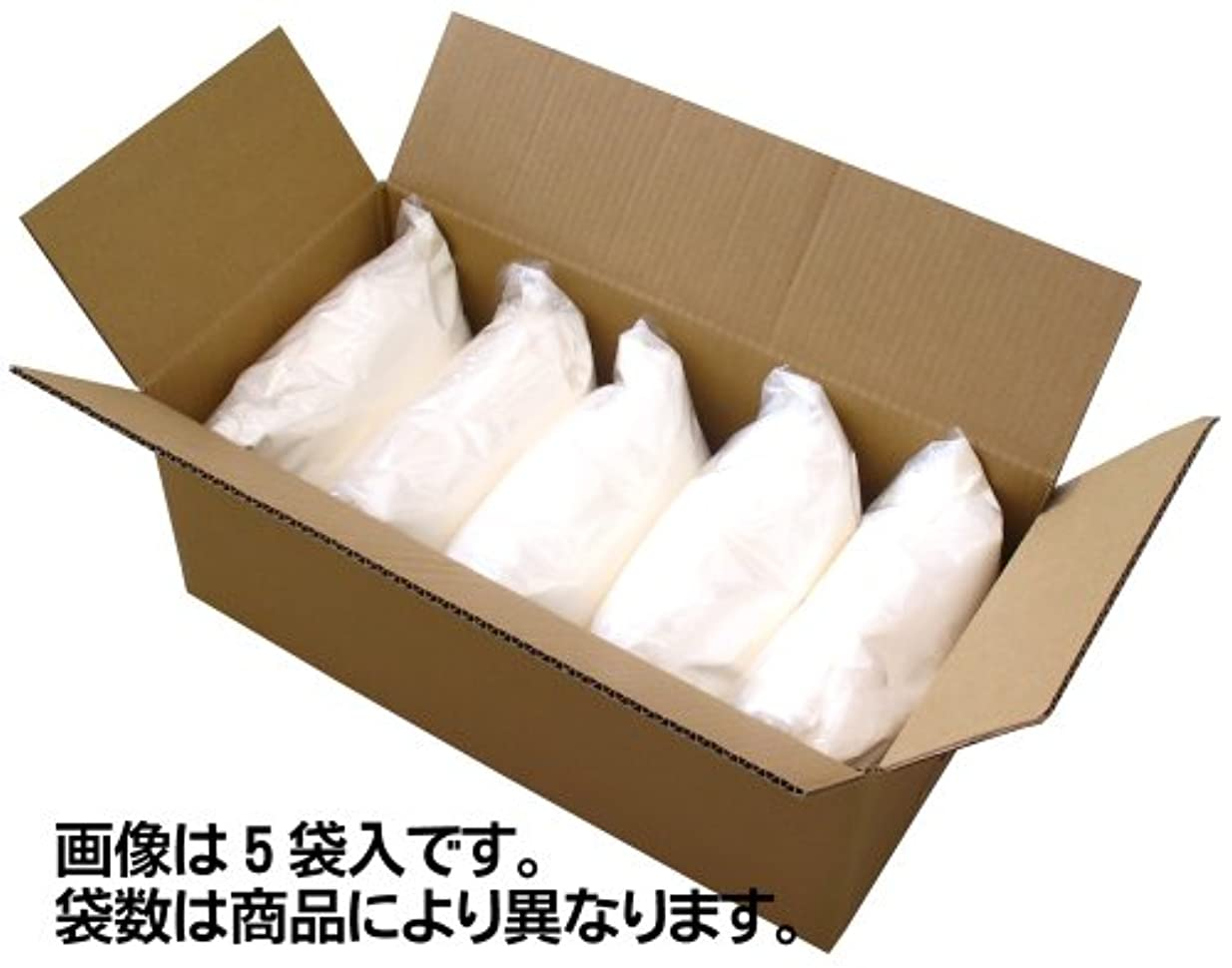 ブレイズタブレット暗黙業務用 難消化性デキストリン4kg×3袋 水溶性食物繊維約85%