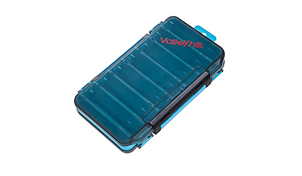 Amazon.co.jp: ValleyHill Reversible Lure Case 100#04 Light Blue: Sports