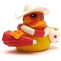 Beach Rubber Duck - ???????