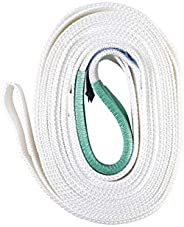 Bushranger 63X03 Winch Extension Strap, White