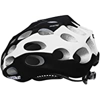Catlike Mixino Road Cycling Helmet, SM, Black/White Matte by Catlike