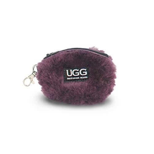 UGG Australian Made since 1974(アグオーストラリアメイド1974) アグ コインケース (レーズン) 【正規輸入品】