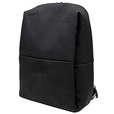COTE&CIEL/コートエシエル/コートシエル Rhine New Flat Backpack/リュックサック/バックパック/デイバッグ/カバン/鞄 メンズ/レディース Black [並行輸入品]