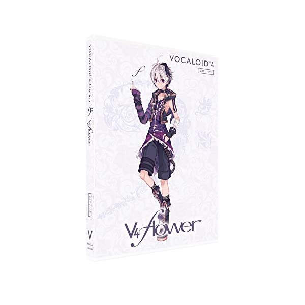 VOCALOID4 Library v4 flo...の商品画像