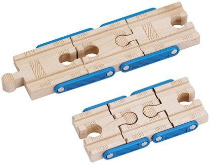 Adapt aトラック( 2 Pieces ) – Thomas  Friends Wooden Trai・・・