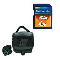 Panasonic hc-w850KビデオカメラアクセサリーキットIncludes : ksd4gbメモリカード、sdc-27ケース