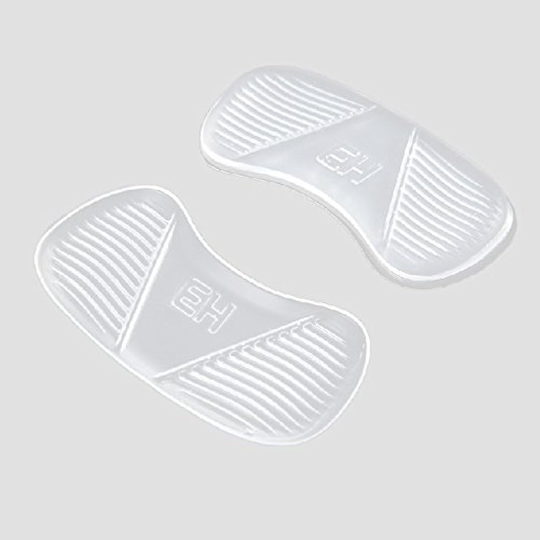 報奨金ワックス楽しいKonmed ヒールバック枕 靴用パッド