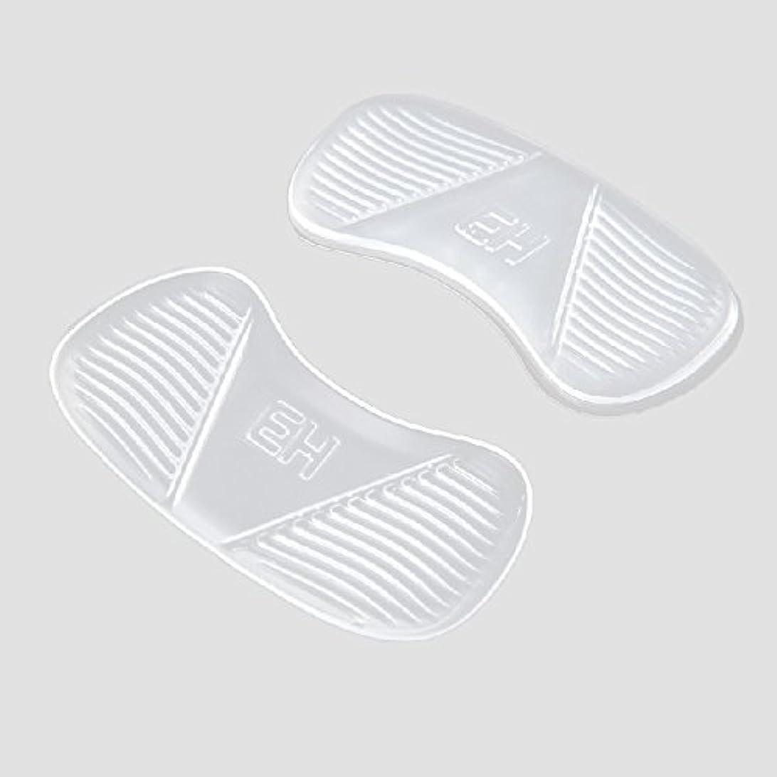 ミリメートルミシン目対称Konmed ヒールバック枕 靴用パッド