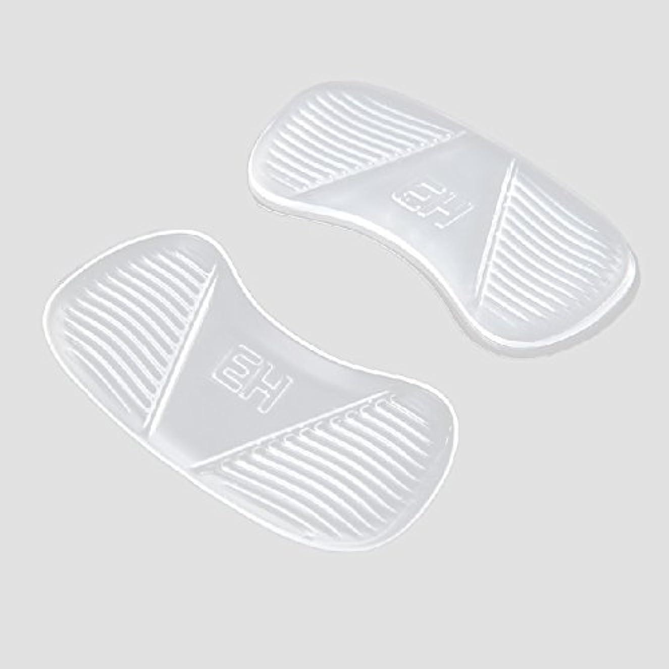 なる生物学熱心なKonmed ヒールバック枕 靴用パッド