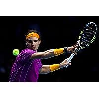 Rafael NadalオリンピックHeroメンズテニスLimited印刷フォトポスター# 2 36 inch x 24 inch