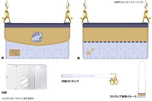 スタミュ 03華桜会 バッグ型スマホケース for iPhone6/6sの詳細を見る