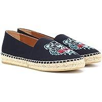 (ケンゾー) Kenzo レディース シューズ・靴 エスパドリーユ Embroidered espadrilles [並行輸入品]