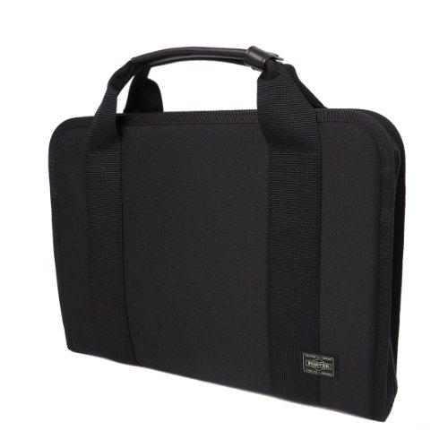 [ポーター] PORTER クリップ CLIP ブリーフケース(A4対応) ビジネスバッグ 550-08960 (ブラック)