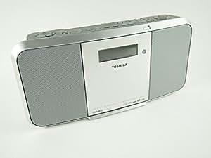 東芝 SD/USB/CDラジオ シルバーTY-CRX70(S)
