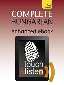 Complete Hungarian: Teach Yourself: Audio eBook (Teach Yourself Audio eBooks) by [Pontifex, Zsuzsanna]
