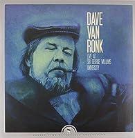 RONK, DAVE VAN - LIVE AT SIR GEORGE (LP RSD (1 LP)