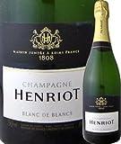 アンリオ・ブリュット・ブラン・ド・ブラン シャンパン 750ml 箱入り Henriot