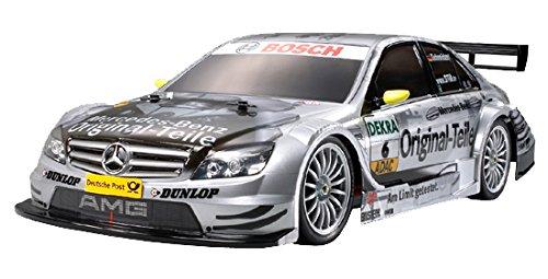1/10 電動RCカーシリーズ No.433 1/10 RCC メルセデス AMG DTM Cクラス 2008 オリギナルタイレ TT-01E 58433