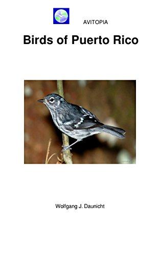 AVITOPIA - Birds of Puerto Rico (English Edition)