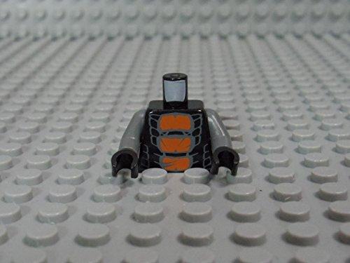 レゴ ミニフィグ 【トルソー】 1195_Black