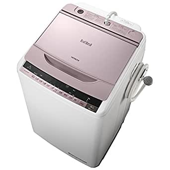 BW-7WV-P 日立 全自動洗濯機 ビートウォッシュ 7kg