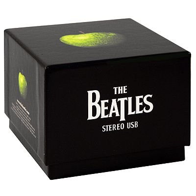 The Beatles ザ・ビートルズ USB BOX 世界限定品 限定版【Limited Edition, Import】