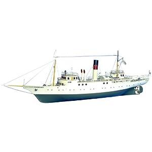 斎藤製作所 かもめ (模型船舶 船体キット)