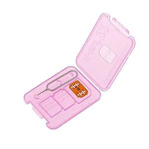 WindTeco Unlock SIM12 ロック解除アダプタ SIM Unlock アンロック SIMフリー 解除アダプター iOS11 対応 auto 4G iPhone X/8/8 Plus/7/7 Plus/6S/6S Plus/6 Plus/6/SE/5S/5 対応 Unlock Nano-SIMロック解除アダプタ