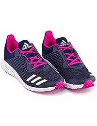 [アディダス] adidas 女の子 男の子 キッズ 子供靴 運動靴 通学靴 ランニングシューズ スニーカー フォルタラン K 通気性 クッション性 屈曲性 抗菌 防臭 カジュアル スポーツ スクール 学校 FORTARUN K AC7522