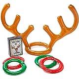Shopefied インフレータブルアントラートスゲーム クリスマス ホリデー パーティー 記念品 おもちゃ