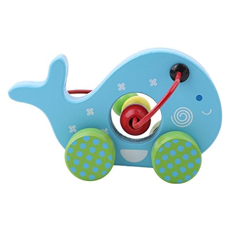 ヒゲライセンス赤字HKUN オートリノ プルトーイ レーサー 木のおもちゃ アリアニウス