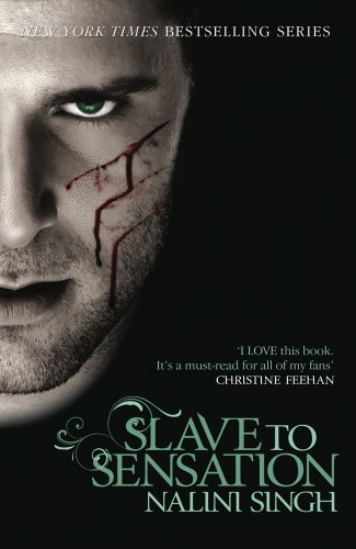 Slave to Sensation: Book 1 (PSY-CHANGELING SERIES) (English Edition)