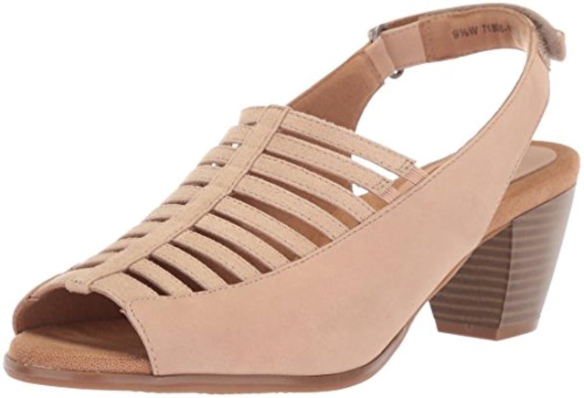 インチ豆腐サイクロプス[Trotters] Women's Minnie Sandal [並行輸入品]